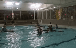 Canoe polo photo 2