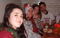 Christmas Meal photo 2